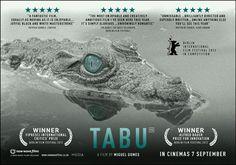 Tabu | Direção: Miguel Gomes |Ano: 2012