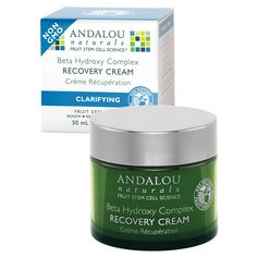 Andalou Naturals Beta Hydroxy Complex Overnight Recovery Cream, $15.22