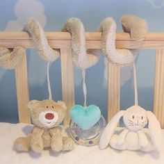 Infant Toys Baby Crib Revolves Around The Bed Stroller Playing Toy Car Lathe Hanging Baby Rattles Mobile 0-12 Months