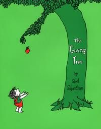 @Overstock - Shel Silverstein writes and draws an intriguingly ambiguous classic, the meaning of which will probably always be debated. The Giving Tree tells the tale of a young boy and the tree who, literally piece by piece, gives her life for him.http://www.overstock.com/Books-Movies-Music-Games/Giving-Tree-by-Shel-Silverstein-Hardcover/81113/product.html?CID=214117 $10.91