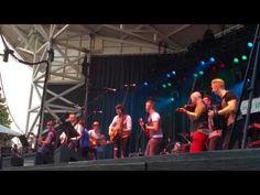 JigJam and Skerryvore - Beatles set at Milwaukee Irish Fest 2017
