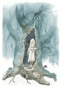 Illustration by Olga Kalinina