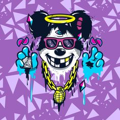 MadMouse by glampop on DeviantArt