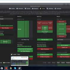 how to decide tactic fm17