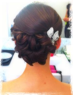 You need to the perfect hairstyle on your special day!