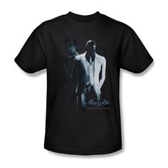 Batman Arkham Origins DC Video Game Black Mask Ladies Women Men Tank Top T-shirt Available In Many Sizes: Mens, Ladies Jr, Kids.. Etc.