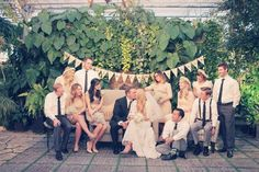 Indoor Greenhouse Wedding In Utah - Boho Weddings