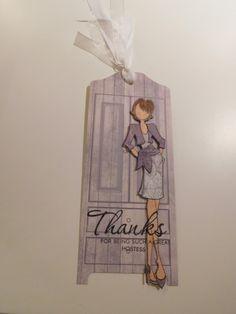 paper dolls natalie Julie Nutting purple 3