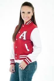 Resultado de imagem para jaqueta college feminina