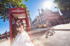 London post-wedding - UK  www.collephoto.com