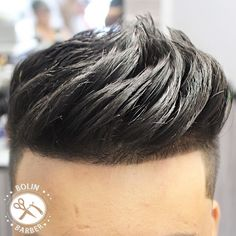 Haircut by bolinbarber http://ift.tt/1O1fVVv #menshair #menshairstyles #menshaircuts #hairstylesformen #coolhaircuts #coolhairstyles #haircuts #hairstyles #barbers