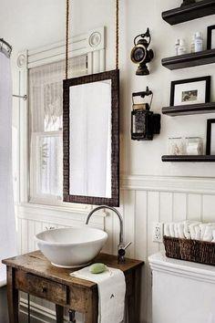 [Decotips] El baño ¡A CUADROS!   Decorar tu casa es facilisimo.com
