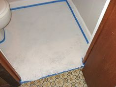 1000 images about paint for bathroom floor on pinterest for Paint for linoleum floors in bathroom