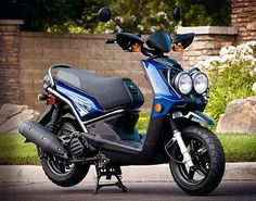 Best Value Japanese Scooters - Yamaha Zuma? - Scooter Focus - All about Scooters