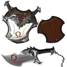 God-of-war Ascension Saga Swords Wizardry Free Shipping Medieval Dagger Steel