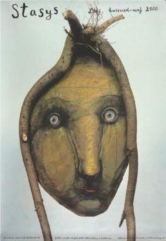 Stasys Eidrigevicius, Stasys - Lodz, 2000