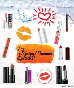 10 Top Lipsticks for...