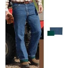 Wrangler Rugged Wear® Mens' Fleece Jeans - Keffeler Kreations | HilltopBoutique.com - 1