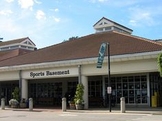 610 Old Mason St.  Find all of the gear you're looking for at Sports Basement's Presidio location or rent a bike for a fun family ride on Embarcadero! After the race, use your bib to get 20% off storewide!