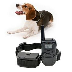 Special Offers - Rechargeable and Waterproof Dog Training Shock Collar with Beep Vibration and Shock Electronic Electric Collar (For 1 Dog) - In stock & Free Shipping. You can save more money! Check It (October 01 2016 at 02:41AM) >> http://dogcollarusa.net/rechargeable-and-waterproof-dog-training-shock-collar-with-beep-vibration-and-shock-electronic-electric-collar-for-1-dog/