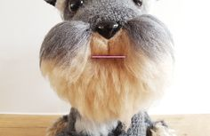 Tutorial: How to make your own fur for amigurumi