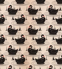 Black Swan pattern by JTO