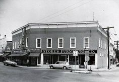 Stokes Furniture, CO. Chester and Main St.