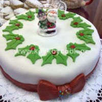 New years cake Christmas And New Year, Christmas Diy, Holiday, New Year's Cake, Christmas Cooking, Cakes And More, Food Art, Frosting, Food And Drink