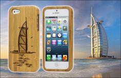 Burj Al Arab iPhone 5 Cover