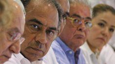 Gobernador de Guerrero pide a desplazados regresar a sus casas