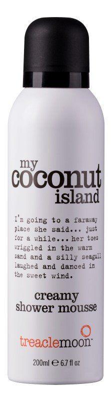 Treaclemoon Coconut Shower Mousse