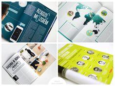 """#OpracowanieGraficzne #Publisching #Skład #Grafika #Magazyn """"Magazines"""