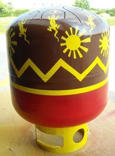 HankDrum-Web.jpg | Southwestern themed Hank drum | The Hank Drum ...