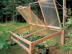 How to build cold frames | Sunset
