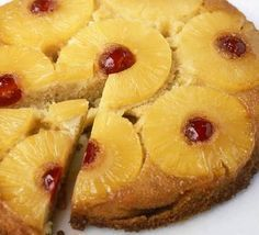 I really love this. My husband makes the best pineapple upside down cake.