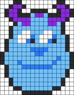 http://kandipatterns.com/patterns/characters/monsters-inc-sully-16852