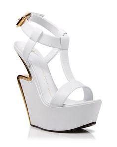 Giuseppe Zanotti Platform Wedge Sandals - Jee Signature   Bloomingdale's