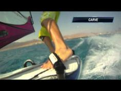 Carve Gybe Tuition with Neilson