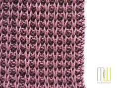 Wenn Ihr schöne Projekte für zwischendurch sucht, sollt Ihr unbedingt mal Spültücher stricken. #designhoch12 ist eine monatliche Serie für tolle Muster