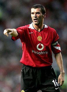 roy keane, manchester united Roy Keane, Man United, Manchester United, The Unit, Tops, Soccer Players, Drawers, Sports