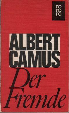 Albert Camus -  Der Fremde