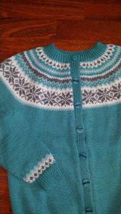 """""""Nancy """", wool, size 12 years"""