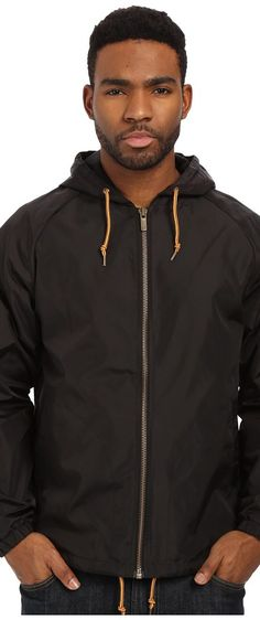 Brixton Claxton Jacket (Black) Men's Coat - Brixton, Claxton Jacket, 116-03130-0100, Apparel Top Coat, Coat, Top, Apparel, Clothes Clothing, Gift - Outfit Ideas And Street Style 2017