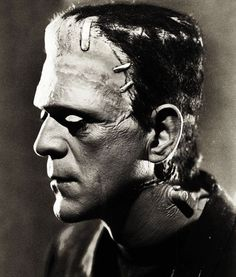 boris karloff - actor - Frankenstein - 1933