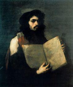 Luca Giordano (Fa Presto), Self-Portrait, 17th century