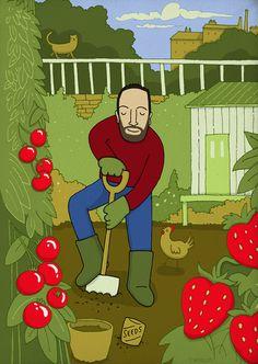 Gardener Joe