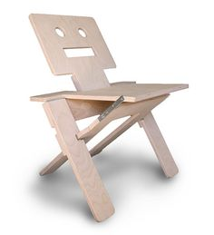 RoboChair by Brad Benke of Stahl Architects