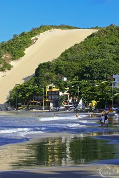 Morro do Careca, Natal, RN, Brazil