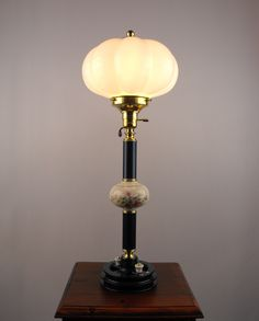 Renaissance Lamp, Table Lamps, J Garloff Design, Artisan Lamps, Interior Design, Home Decor, Lighting, Hot Air Balloon by JGarloffDesign on Etsy