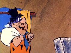 The Flintstones - 03x16 The Kissing Burglar